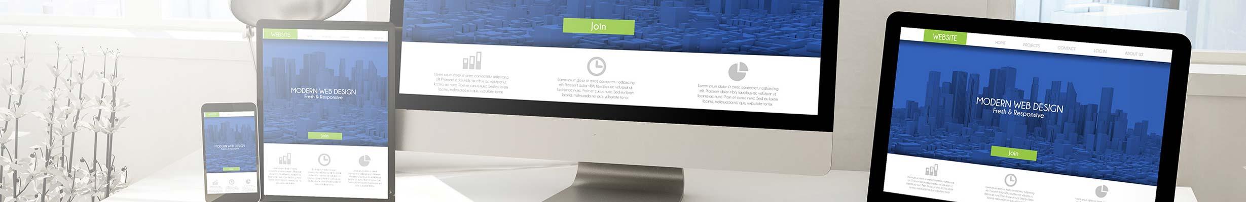 Webdesign Referenzen